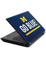 University of Michigan Go Blue Lenovo T420 Skin