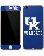 UK Kentucky Wildcats iPhone 6/6s Skin