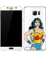 Wonder Woman Galaxy Note5 Skin