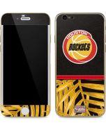 Houston Rockets Retro Palms iPhone 6/6s Skin