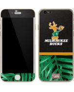 Milwaukee Bucks Retro Palms iPhone 6/6s Skin