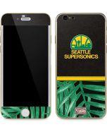 Seattle SuperSonics Retro Palms iPhone 6/6s Skin