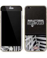 San Antonio Spurs Retro Palms iPhone 6/6s Skin