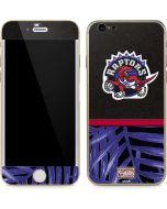 Toronto Raptors Retro Palms iPhone 6/6s Skin