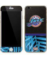 Utah Jazz Retro Palms iPhone 6/6s Skin