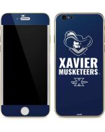 Xavier Musketeers Mascot Blue iPhone 6/6s Skin
