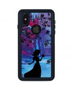 Snow White Enchanted Forest iPhone XS Waterproof Case