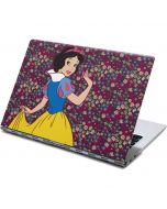 Snow White Floral Yoga 910 2-in-1 14in Touch-Screen Skin