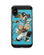 Soul Eater Attack iPhone XS Max Cargo Case