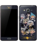 Soul Eater Characters Galaxy Grand Prime Skin