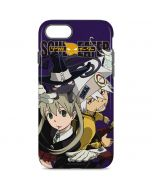 Soul Eater Purple iPhone 8 Pro Case