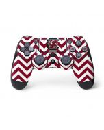 South Carolina Chevron Print PS4 Pro/Slim Controller Skin