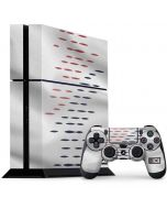 South Korea Soccer Flag PS4 Console and Controller Bundle Skin