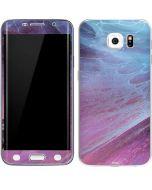 Space Marble Galaxy S6 Edge Skin