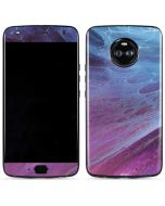 Space Marble Moto X4 Skin