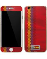 Spain Soccer Flag iPhone 6/6s Skin