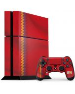 Spain Soccer Flag PS4 Console and Controller Bundle Skin