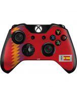 Spain Soccer Flag Xbox One Controller Skin
