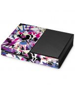 Spatter Xbox One Console Skin