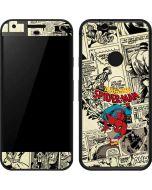 Amazing Spider-Man Comic Google Pixel Skin