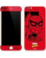Hot Shot Spidey iPhone 6/6s Plus Skin