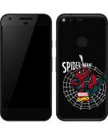 Web-Slinger Spider-Man Comic Google Pixel Skin