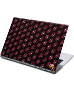 Spidey Web-Head Grid Yoga 910 2-in-1 14in Touch-Screen Skin