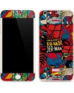 Spider-Man Action Grid iPhone 6/6s Plus Skin