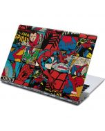 Spider-Man Action Grid Yoga 910 2-in-1 14in Touch-Screen Skin