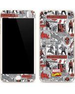 Spidey Comic Pattern iPhone 6/6s Plus Skin