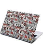 Spidey Comic Pattern Yoga 910 2-in-1 14in Touch-Screen Skin