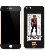 Retro Spider-Man iPhone 6/6s Plus Skin