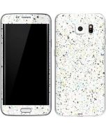 Speckled Funfetti Galaxy S6 Edge Skin