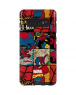 Spider-Man Action Grid Galaxy S10 Plus Pro Case