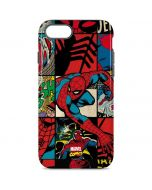 Spider-Man Action Grid iPhone 8 Pro Case
