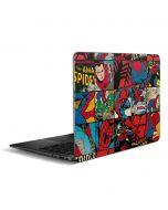 Spider-Man Action Grid Zenbook UX305FA 13.3in Skin