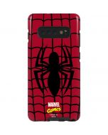 Spider-Man Chest Logo Galaxy S10 Plus Pro Case