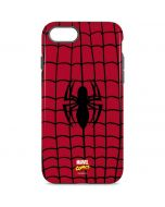 Spider-Man Chest Logo iPhone 8 Pro Case
