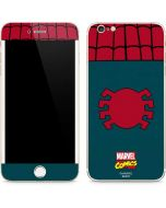 Spider-Man Close-Up Logo iPhone 6/6s Plus Skin