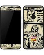 Spider-Man Comic Portrait Google Pixel Skin