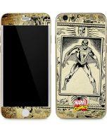 Spider-Man Comic Portrait iPhone 6/6s Skin