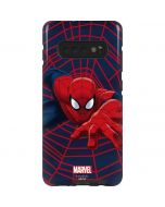 Spider-Man Crawls Galaxy S10 Plus Pro Case