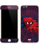 Spider-Man Crawls iPhone 6/6s Plus Skin