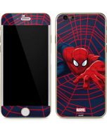 Spider-Man Crawls iPhone 6/6s Skin
