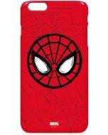 Spider-Man Face iPhone 6/6s Plus Lite Case