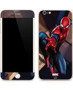 Spider-Man in City iPhone 6/6s Plus Skin