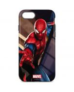 Spider-Man in City iPhone 8 Pro Case
