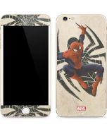 Spider-Man Jump iPhone 6/6s Plus Skin