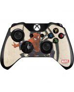 Spider-Man Jump Xbox One Controller Skin