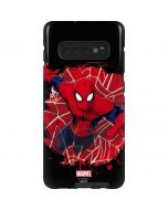 Spider-Man Lunges Galaxy S10 Plus Pro Case